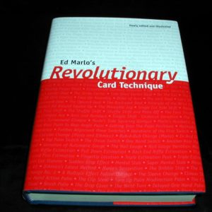 Review by George Guerra for Revolutionary Card Technique by Ed Marlo