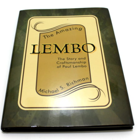 The Amazing Lembo by Michael S. Richman