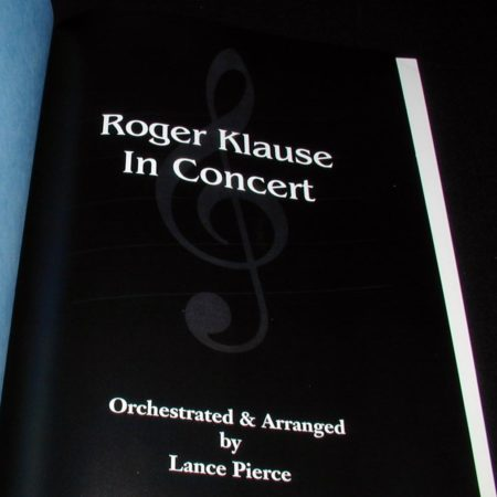 Roger Klaus in Concert by Lance Pierce