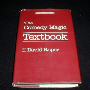 Comedy Magic Textbook, The by David Roper
