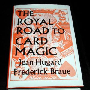 Review by Anonymous for Royal Road To Card Magic by Jean Hugard, Frederick Braue