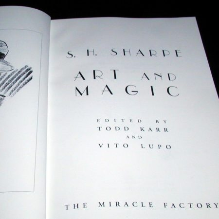 Art and Magic by S.H. Sharpe