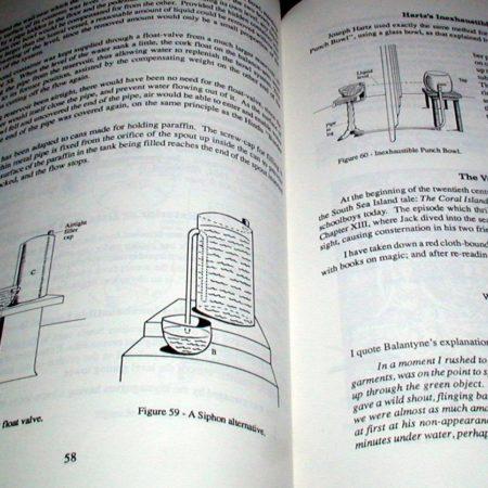 Conjurers' Hydraulic & Pneumagic Secrets by S.H. Sharpe