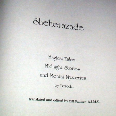 Sheherazade by Borodin
