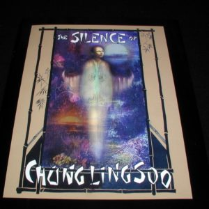 Silence of Chung Ling Soo, The by Todd Karr