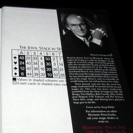 Six-Hour Memorized Deck by Martin Joyal