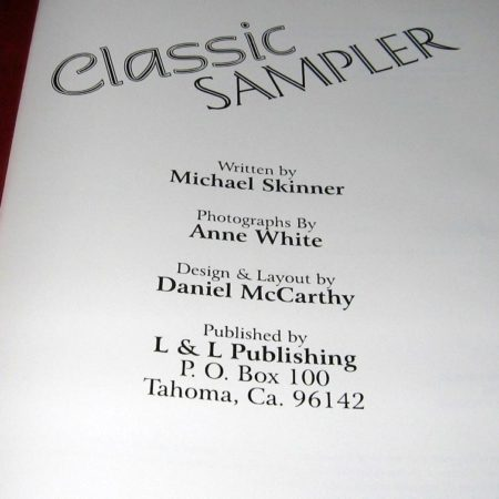 Classic Sampler by Michael Skinner