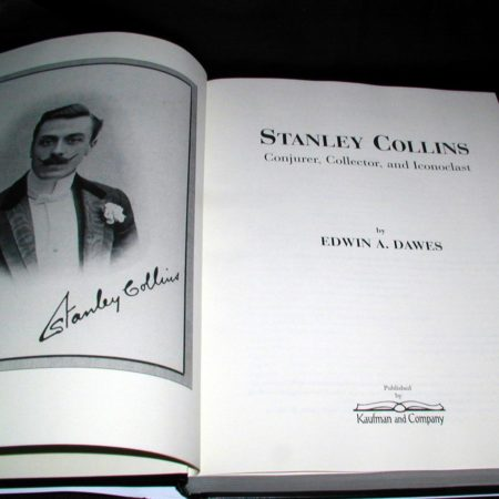 Stanley Collins by Edwin A. Dawes