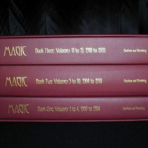 Magic - Vols. 1-15 by Ellis Stanyon