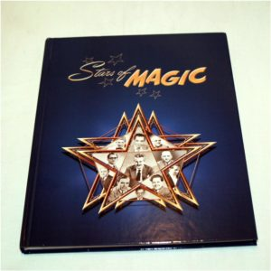 Stars of Magic (Second Edition) by Vernon, Scarne, Slydini, et al.