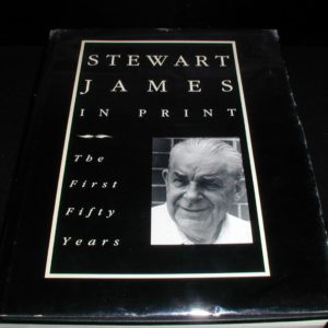 Stewart James In Print by Stewart James