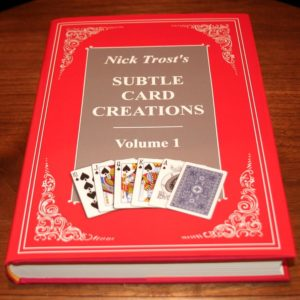 Subtle Card Creations - 1 by Nick Trost