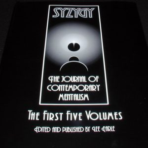 SYZYGY - Vols. 1-5 by Lee Earle, et al.