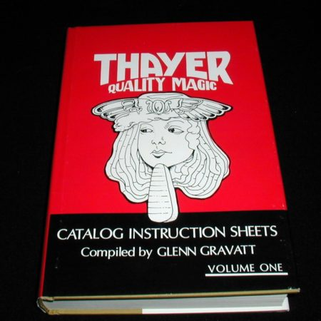 Thayer Quality Magic Vol. 1 by Glenn Gravatt