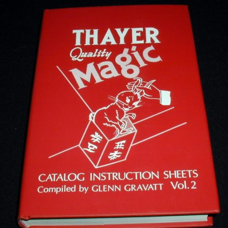 Thayer Quality Magic Vol. 2 by Glenn Gravatt
