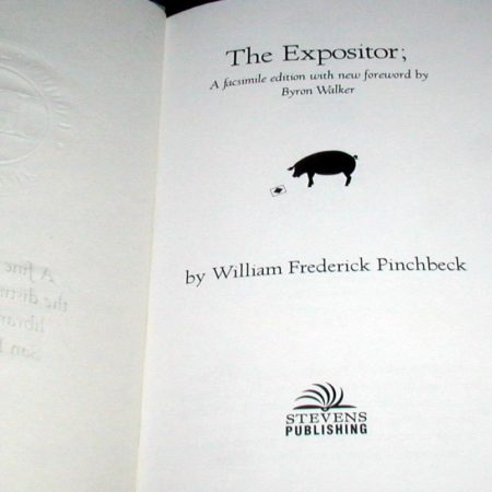 The Expositor by William Frederick Pinchbeck