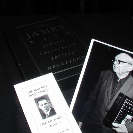 James File, The - Collector's Edition by Allan Slaight