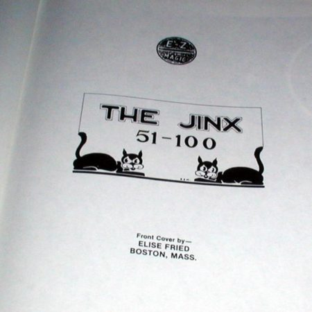 Jinx, The Vols: 51-100 by Ted Annemann