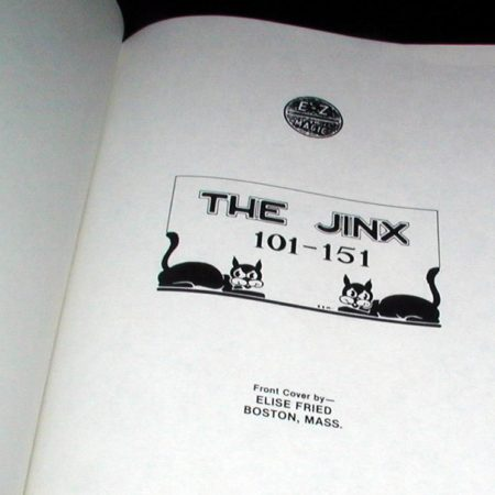 Jinx, The Vols: 101-150 by Ted Annemann