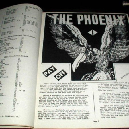 Phoenix, The - Vols 1-300 by Walter B. Gibson, Bruce Elliott