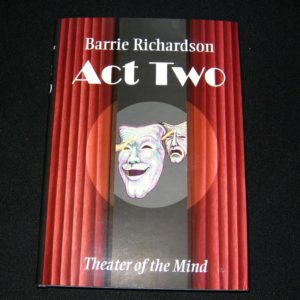 Act Two by Barrie Richardson