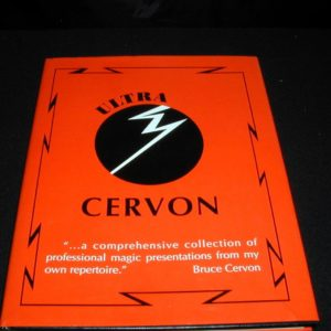 Ultra Cervon by Bruce Cervon, Stephen Minch