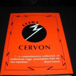 Ultra Cervon by Bruce Cervon, Stephen Minch