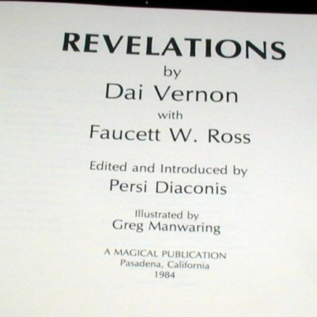 Revelations by Dai Vernon