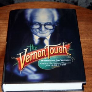 Vernon Touch, The by Dai Vernon
