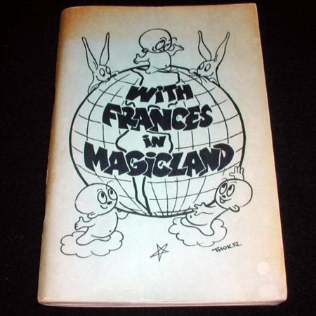 With Frances in Magicland by Frances Ireland