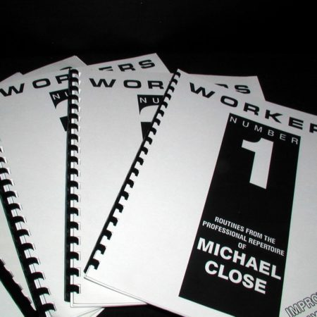 Workers - Vol. 4 by Michael Close