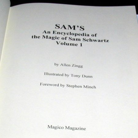 Sam's by Allen Zingg